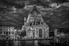 Venice - St. Maria de Salute at dusk by Björn Jönsson on 500px