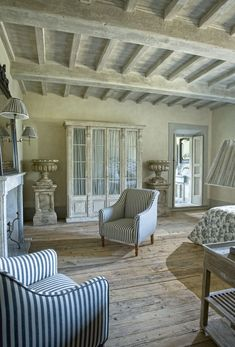 A Provencal style home in Tuscany