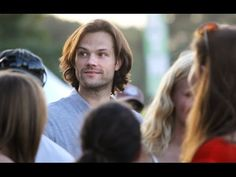 """► stars of """"Supernatural"""" on being recognized 