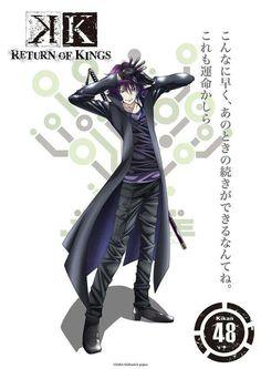 K: Return of Kings - Yukari Mishakuji