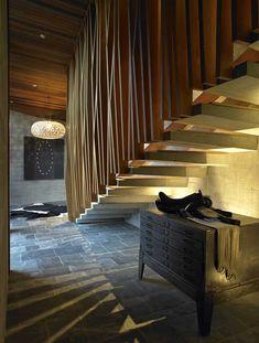 stevens lawson architects / te kaitaka house, laka wanaka