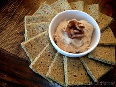 Vegetable Bouillon Crackers. This site loaded with amazing sounding raw cracker recipes!