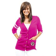 Hot Pink A&M Hoodie is a win. www.shopschoolhouse.com