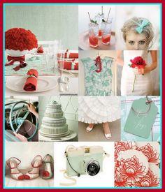 retro 50's wedding ideas | Retro 1950's Themed Wedding - Wedding Planning - Zimbio