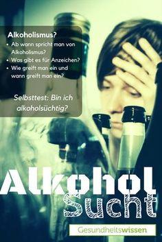 Alkoholismus ist eine Sucht, die die Betroffenen gut verbergen können. Das liegt zum einen daran, dass Alkohol frei zu kaufen ist und zum anderen daran, dass Alkohol trinken gesellschaftlich akzeptiert ist. Doch wenn es zur Alkoholsucht kommt, gibt es bestimmt Anzeichen, die die Betroffenen und auch das soziale Umfeld bemerken sollten, um schnell und effizient einzugreifen. Alkoholismus ist ein ernstzunehmendes Problem.