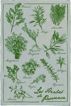 Linen Tea Towel Herbs de Provence.jpg