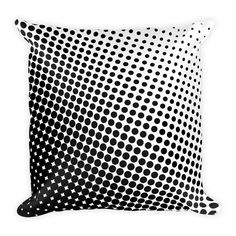 On Point Throw Pillow by LesPetitsPrints on Etsy