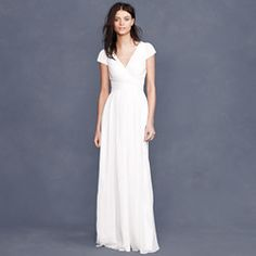 J Crew Wedding - can be belted