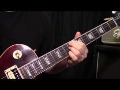 "Gary Moore style fast pentatonic lick - ""Blues for Narada"" - guitar lesson - YouTube"