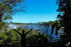 O que fazer em Puerto Iguazú: dicas de atrações Puerto Iguazu, Waterfall, Trips, Outdoor, Viajes, Tips, Buddhist Temple, Monuments, Argentina