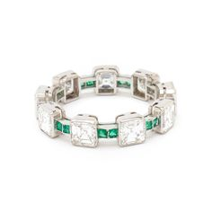 art-deco-diamond-and-emerald-eternity-band-a3