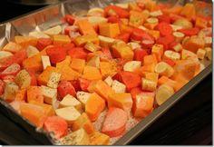 Prep food for the work week | hungryhungryhippie.com #yum #variety #easybutton