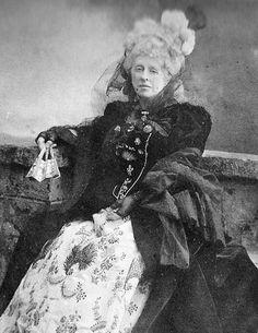 HSH Princess Victor of Hohenlohe-Langenburg (1832-1912) née Miss Laura Seymour