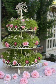 Beautiful Cake Stand