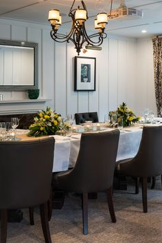 A table fit for a king. The Residence at The George, Christchurch NZ Luxury Accommodation, A Table, King, Furniture, Home Decor, Decoration Home, Room Decor, Home Furnishings, Home Interior Design