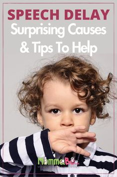 Is your child not speaking yet, but he or she should be? Your child may have a speech delay, but before you get concerned, read this first! Preschool Speech Therapy, Speech Language Pathology, Speech And Language, Toddler Speech Activities, Delayed Speech Toddlers, Speech Therapy Games, Toddler Language Development, Child Development Stages, Child Development Activities