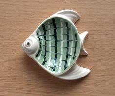 Hornsea pottery fish wall plaque, bon-bon or pin dish. 1950s. No. 205 | eBay