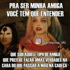 Bts Memes, Funny Memes, Harley Queen, Cogito Ergo Sum, Inspirational Phrases, Lost Girl, Disney Memes, Anti Social, Powerful Women