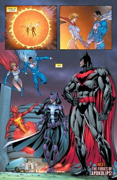 Powergirl and Val-Zod - Google Search
