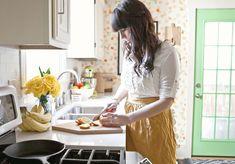 Home Tour: Elsie's Kitchen - A Beautiful Mess