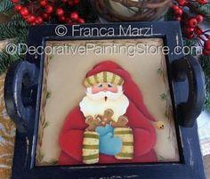 Christmas Hug ePattern - Franca Marzi - PDF DOWNLOAD