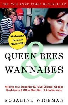Queen Bees and Wannabees by Rosalind Wiseman -- for mom's of preteen/teen girls. Even though it is for parents, I am reading it right now and it is really good :)