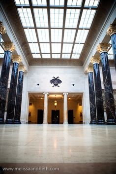 The Nelson-Atkins Museum of Art ~ Kansas City Wedding Reception Venue