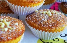 Portuguese almond cupcakes (Queijadas de Amêndoa) are a traditional Portuguese dessert and perfect for those who have a sweet tooth.