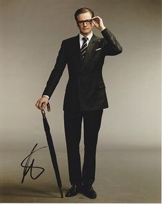 Kingsman Suits, Kingsman Harry, Diva E, Kings Man, Colin Firth, English Men, Handsome Faces, How To Pose, Cute Creatures