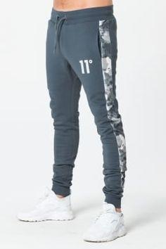 Browse & shop the 11 Degrees men's joggers, sweatpants & bottoms range. Creative T Shirt Design, Shirt Print Design, Mens Joggers, Jogger Sweatpants, Sport Fashion, Mens Fashion, Mens Activewear, Sport Pants, Mens Clothing Styles
