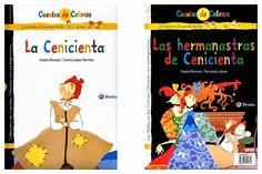"""La Cenicienta"" - Concha López Narváez  (Bruño) ""Las hermanastras de Cenicienta"" - Fernando Lalana (Bruño) Playing Cards, Children's Library, Frases, Step Brothers, Children's Books, Recommended Books, Short Stories, Literatura, Reading"