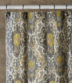 Noble Excellence Toroli Shower Curtain | Dillard's Mobile