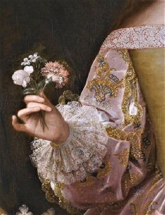 Josefa Benavides by Alonso Miguel de Tovar