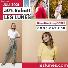 50% Rabatt Les Lunes Code Juli 2021 Gutscheincode o. 30% free Gift Natural Mojo, Hello Body, Bodysuit, Influencer, Longsleeve, Trends, Physical Fitness, Free Gifts, 30th