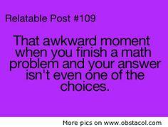 Yeah...always.