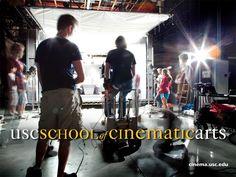 School Overview - USC School of Cinematic Arts