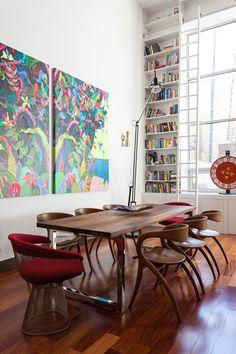 Maria Brito - a Long Island home