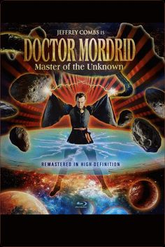 MediaFuego: Doctor Mordrid: Master Of The Unknown - 1992