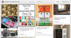 10 Pinterest Boards to Make Homeschool Planning Easy - Forever, For Always, No Matter What