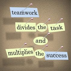 Teamwork Quotes For Work