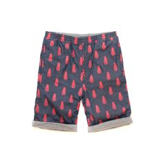 Reversible Shorts | Minnows & Guppies