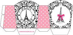 Kit Festa 15 Anos ou Casamento Tema Paris (Para Imprimir Grátis)