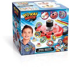Canal Toys–ct06005–Creative Leisure–Yo Kai Watch–... https://www.amazon.co.uk/dp/B01MY630JM/ref=cm_sw_r_pi_dp_x_FI1gAbNQASX8X