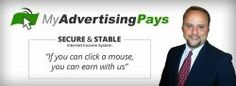 My advertising pays review explained from the ground up in this amazing post here . Are you tired of waisting money online? A method that generates...  http://map.leicht-geld-verdienen.info