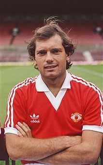 Ray Wilkins Manchester United 1980