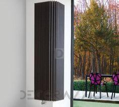 #radiator #design #interior Радиатор Jaga Iguana, ANPW_180_040_104_MM_CR
