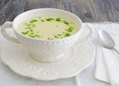 Vichyssoise sin nata para #Mycook http://www.mycook.es/cocina/receta/vichyssoise-sin-nata