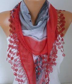 Scarf , scarves