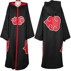 Akatsuki robe, i really want this... I'd love to cosplay as Konan <3