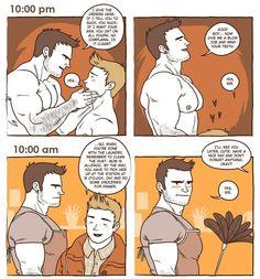 Bara Manga Yaoi Manga Comics Love Gay Comics Cute Comics Gay Art